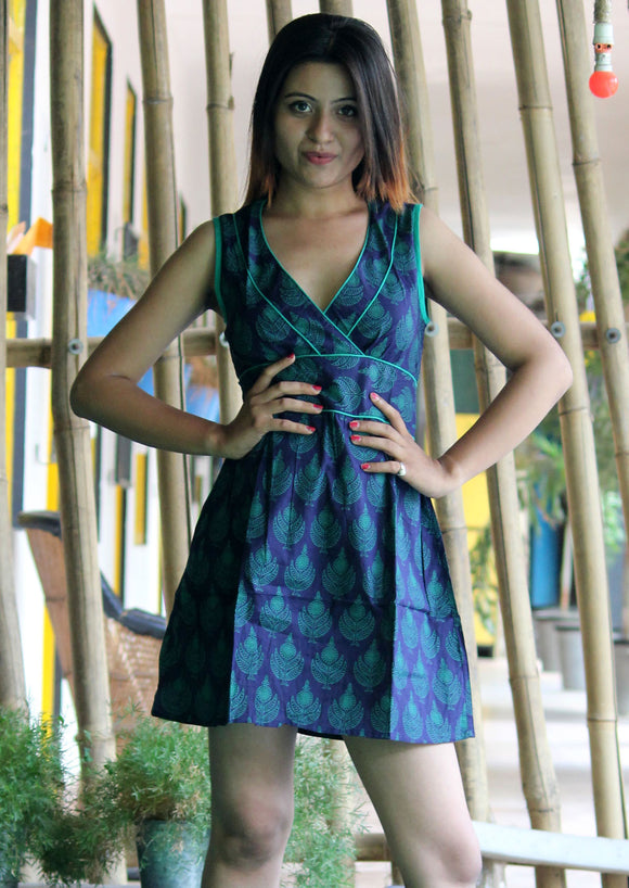Short Bhakti Dress