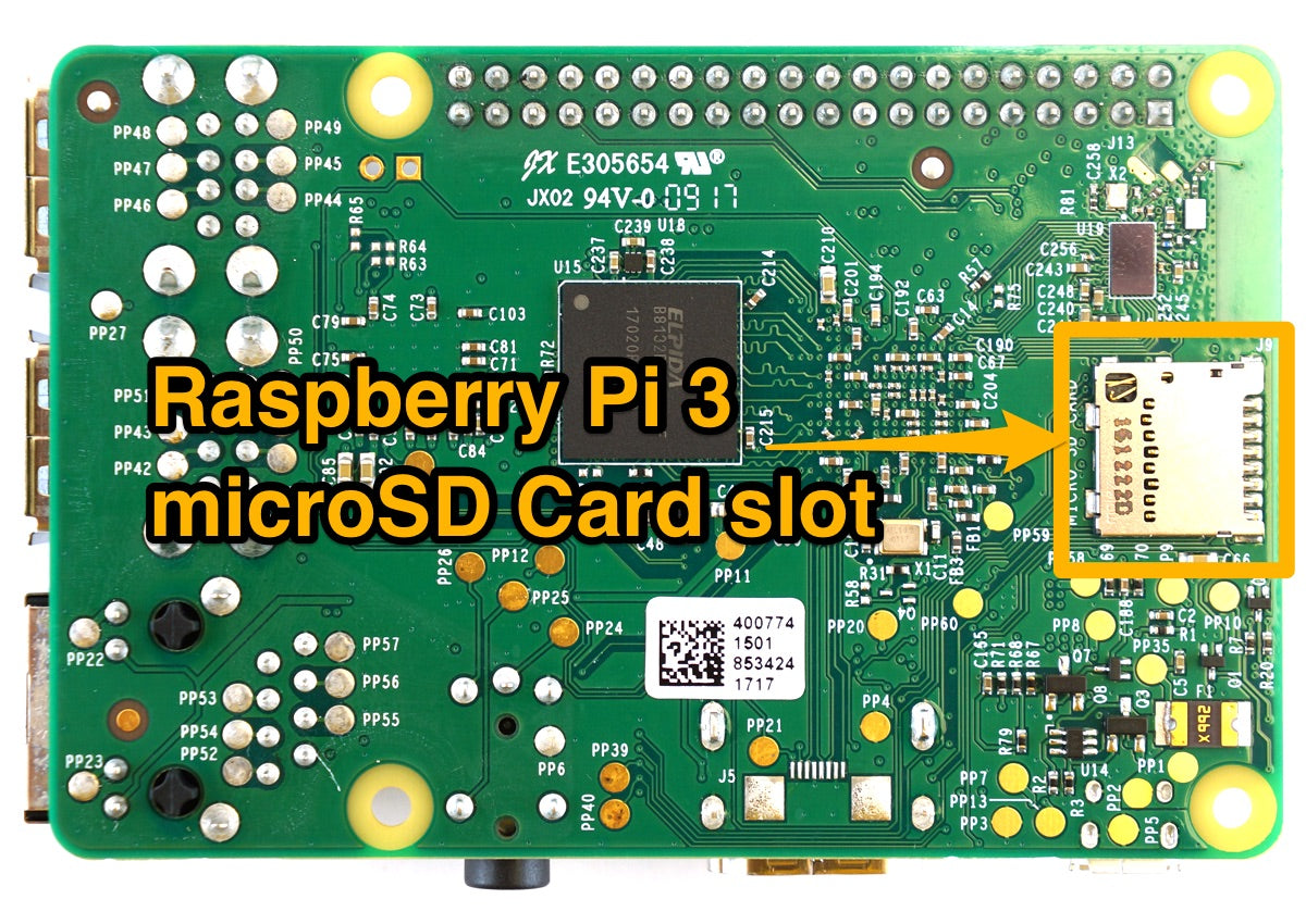 Does the Raspberry Pi 3 use a spring loaded microSD card tray like the V2?
