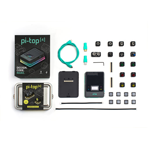pi-top [4] + Foundation Kit