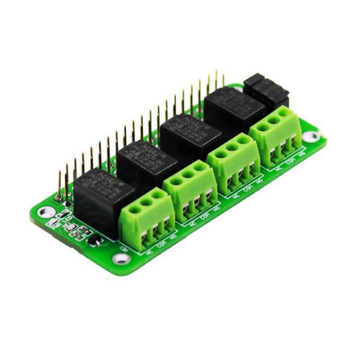 Relay 4 Zero - 4-Channel Relay Board for Pi Zero