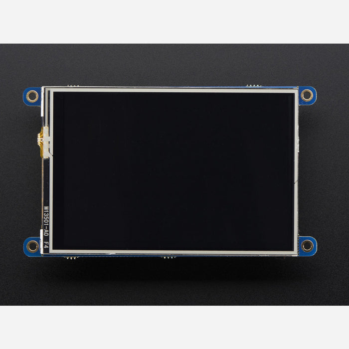 PiTFT Plus 480x320 3.5 TFT+Touchscreen for Raspberry Pi