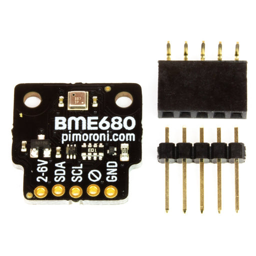 BME680 Breakout - Air Quality, Temperature, Pressure, Humidity Sensor