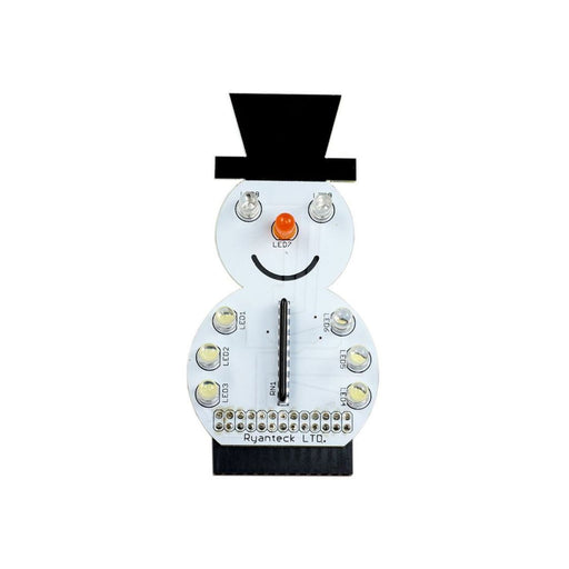Ryanteck SnowPi, The GPIO Snowman For Raspberry Pi