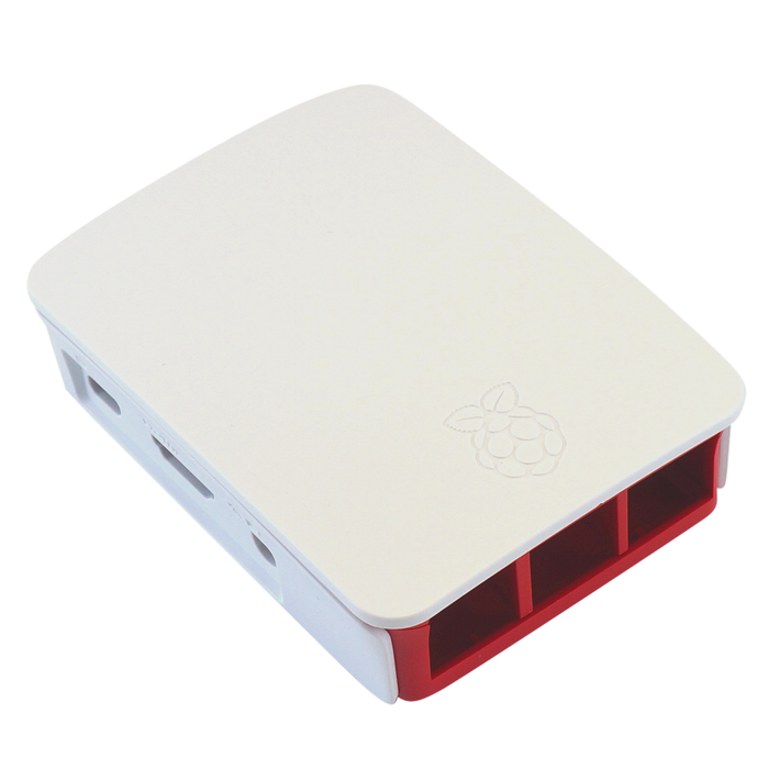 Raspberry Pi 3 Official Case Red