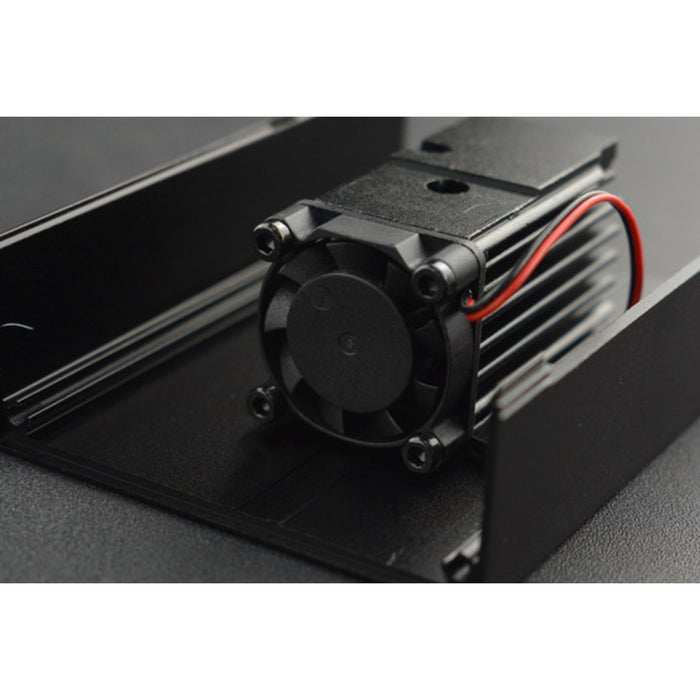 Metal Heatsink Case for Raspberry Pi 4