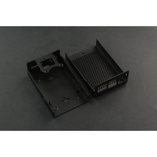 Aluminum Case for Raspberry Pi 4 (with Heatsink & Fan)