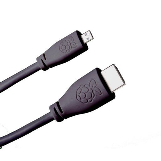 Micro HDMI to Standard HDMI (A/M) Cable 2m Black