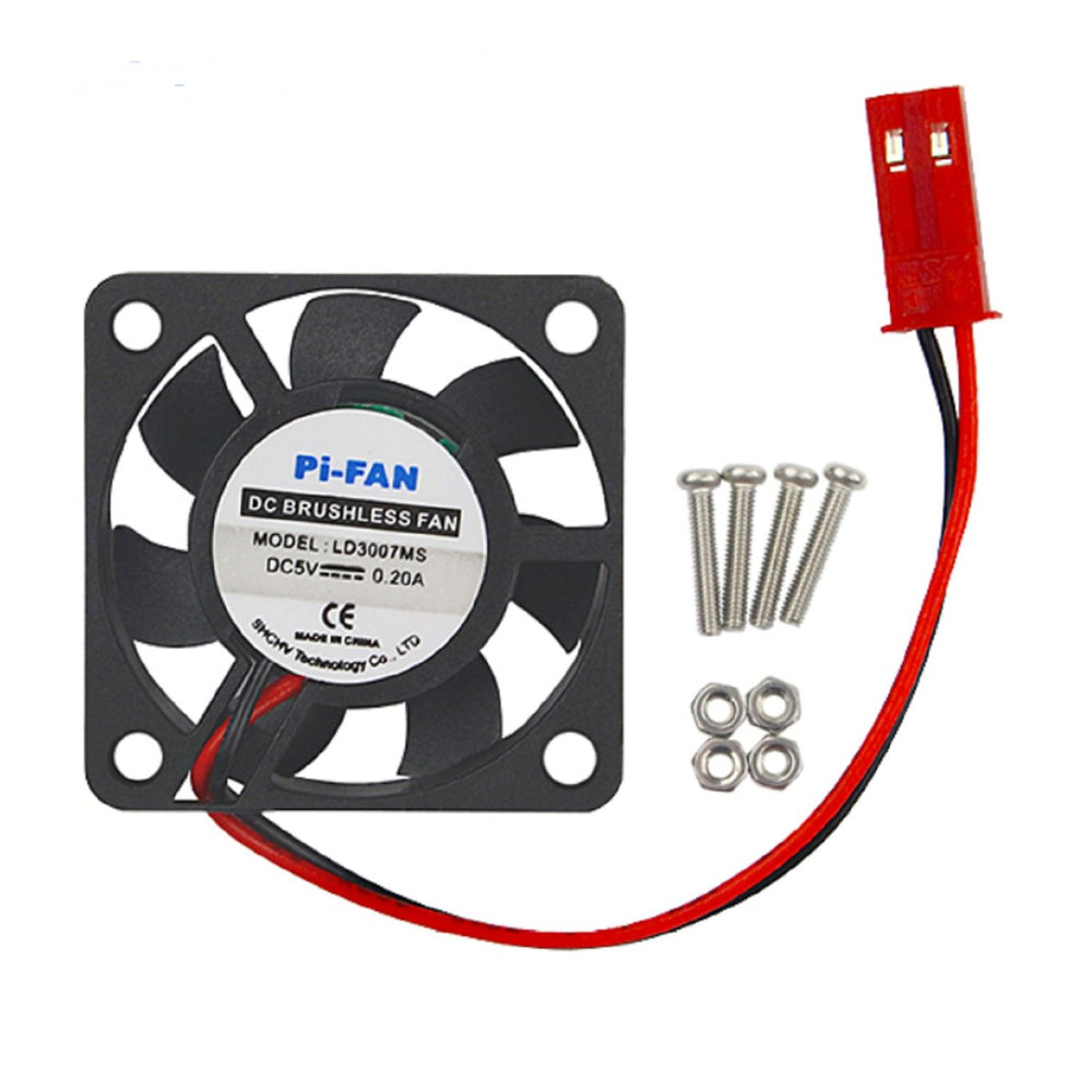Fan for Raspberry Pi 4