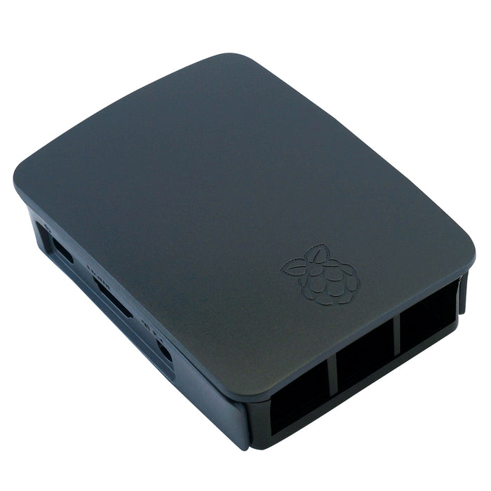 Raspberry Pi 3 Official Case Black