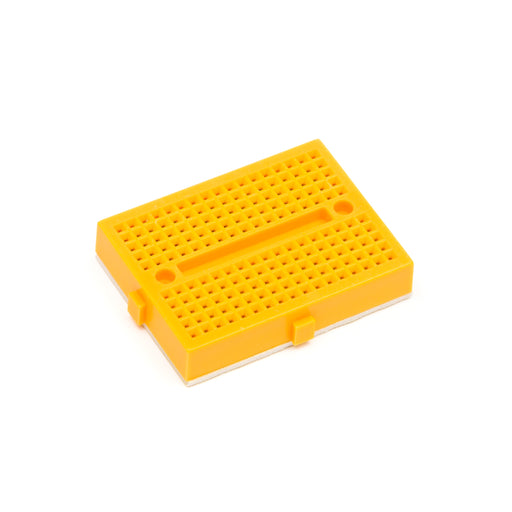 Breadboard - Mini Modular (Yellow)