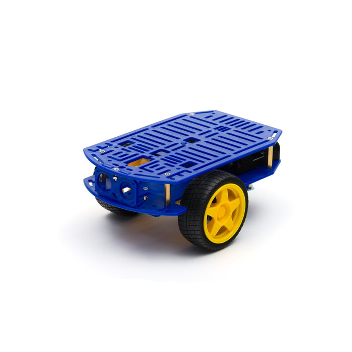 Robot Chassis with 2 wheels