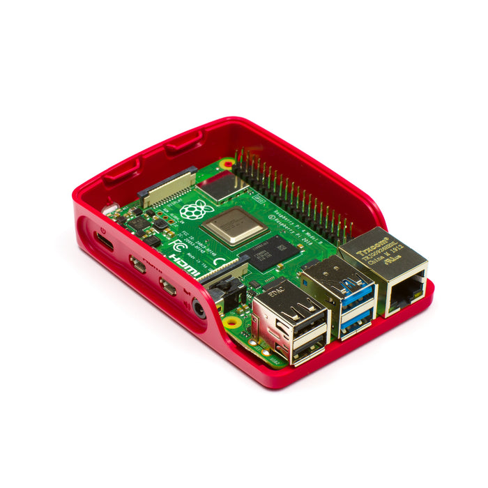 Raspberry Pi 4 Case