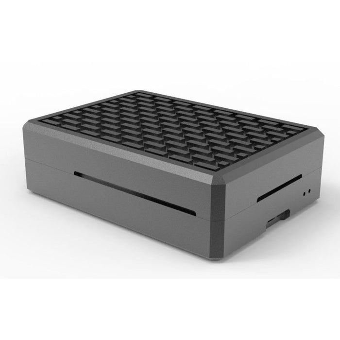 Raspberry Pi 4B Metal Aluminium Alloy Case with Passive Cooling Shell