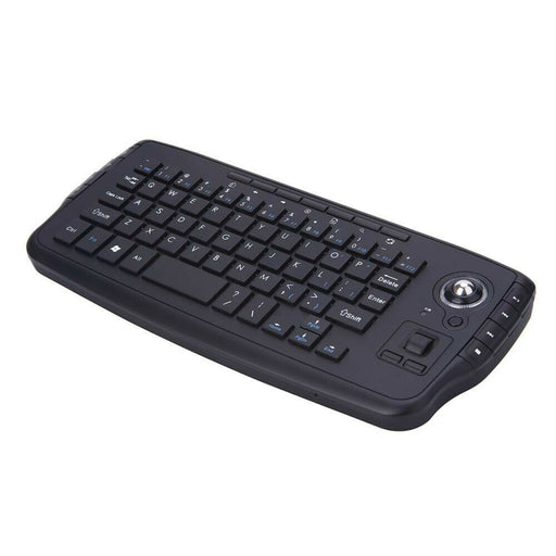 Mini Wireless Home Theatre Keyboard for Raspberry Pi
