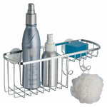Interdesign Interdesign Suction Shower Caddy  - Get Organized In Almost Any Room - b-organized