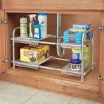 Interdesign Expandable Under Sink Storage - b-organized
