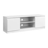 Artiss TV Entertainment Unit - White - b-organized