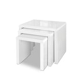 Artiss Set of 3 Nesting Tables - b-organized