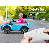 Rigo Kids Ride On Car  - Blue - b-organized
