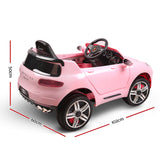 Rigo Kids Ride On Car  - Pink - b-organized
