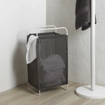 Umbra Cinch Laundry Hamper Grey - Unique Design For Every Day Use