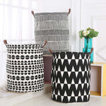 Multi Purpose Kids and Laundry Storage Basket - b-organized