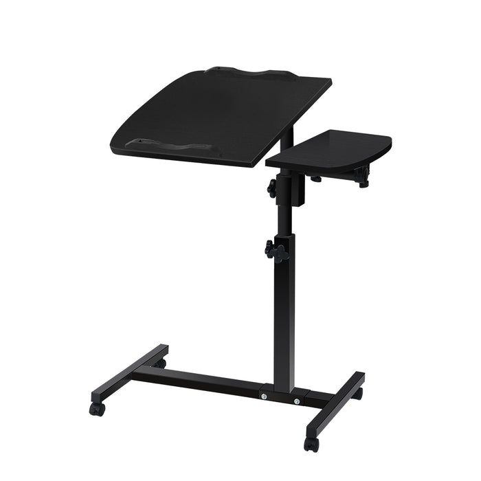Adjustable Computer Stand - Black - b-organized