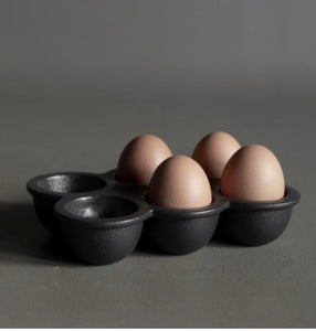 EGG TRAY - CAST IRON