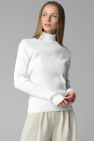 Turtleneck (white)