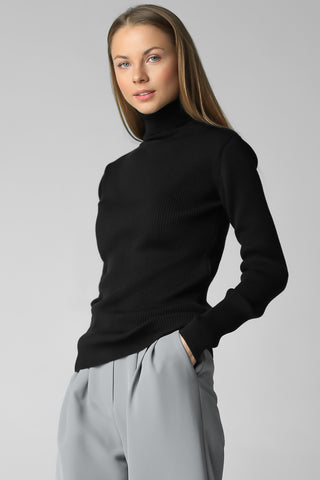 Turtleneck (black)