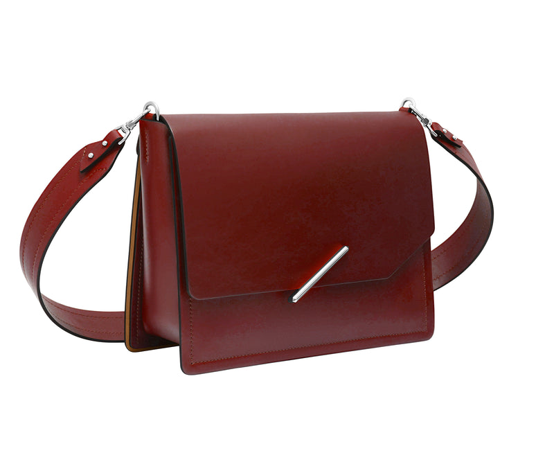 The Jemison Major / Gamay / Wide Long Strap