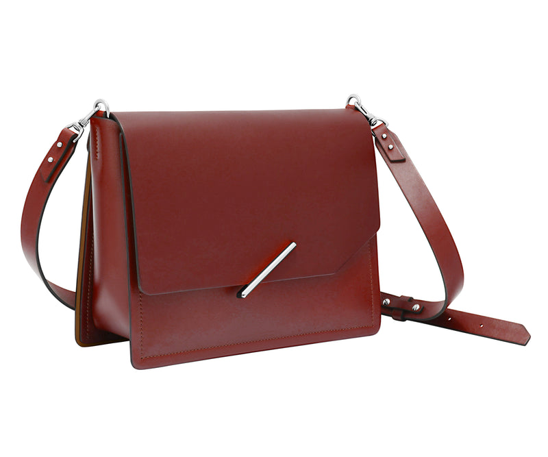 The Jemison Major / Gamay / Cross Body Strap