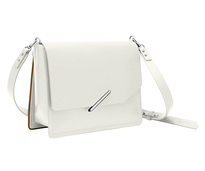 The Jemison Major / Chalk / Cross Body Strap