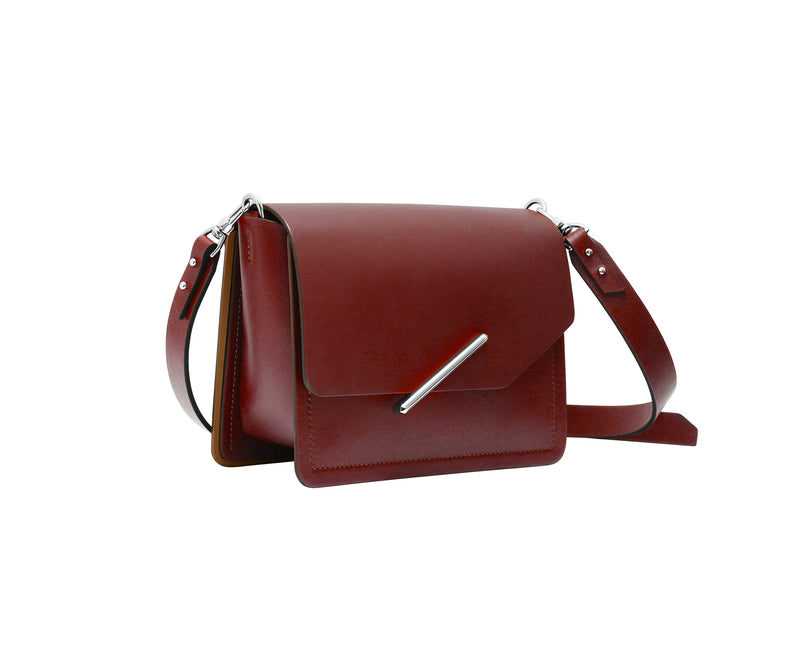 The Jemison Minor / Gamay / Cross Body Strap