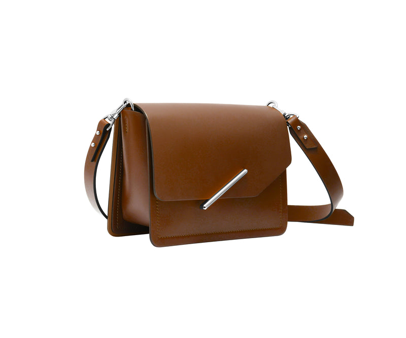 The Jemison Minor / Umber / Cross Body Strap