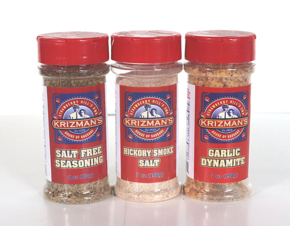 Krizmans House of Sausage Spices