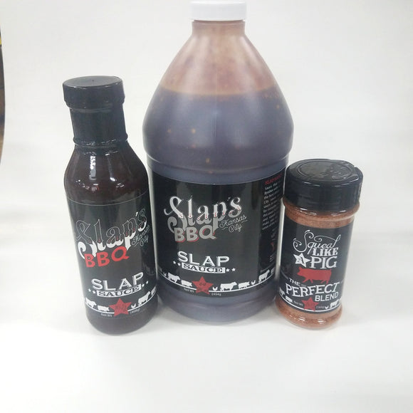 Slaps BBQ Rub & Sauce in Kansas City