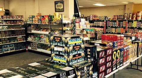 Fireworks for sale in Kansas City this is where you can Buy the BEST