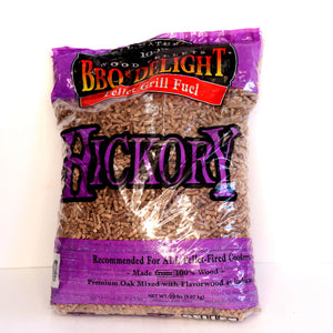 BBQr's Delight Hickory Pellets