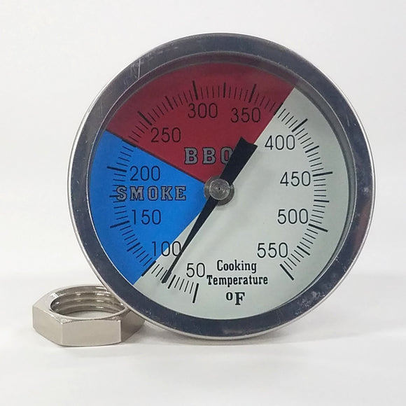 STM BBQ Thermometer Gauge 3