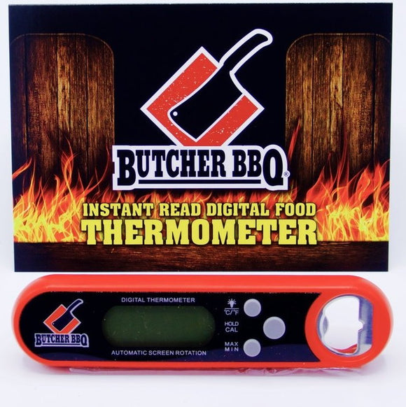 Butcher BBQ Instant Read Digital Food Thermometer