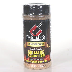 Butcher BBQ Grilling Addiction