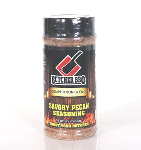 Butcher BBQ Savory Pecan Seasoning