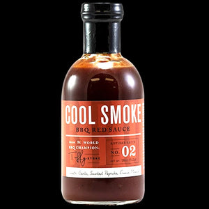 Cool Smoke Everything Sauce # 2