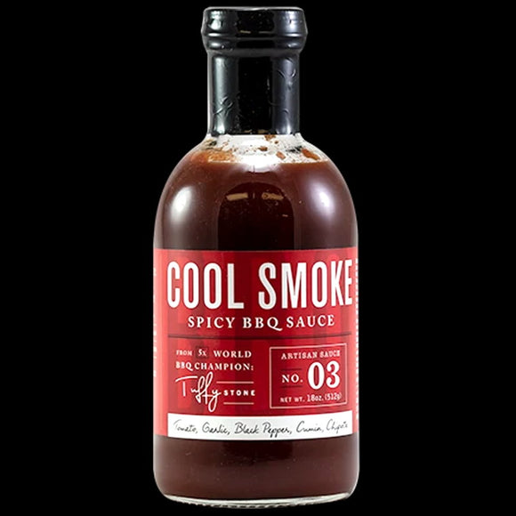 Cool Smoke Everything Sauce # 3