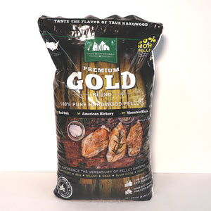 Green Mountain Grills Pellets Gold Blend