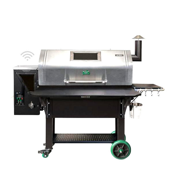 Green Mountain Grills Jim Bowie SS WIFI