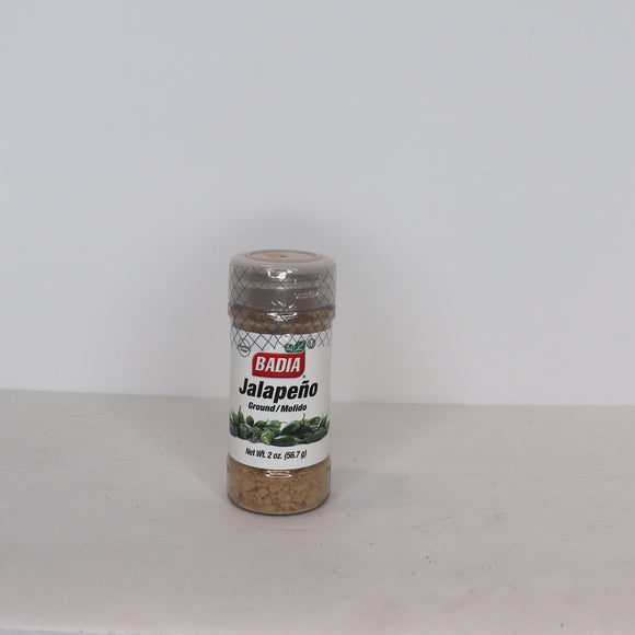 Ground Jalapeno