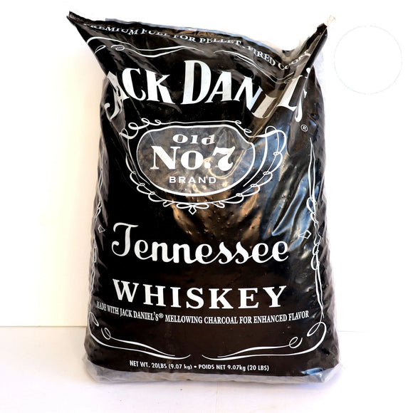 Jack Daniels BBQ Pellets Tennessee Whiskey