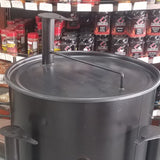 This is the KC Ugly Drum Smoker Ex Damper (UDS)